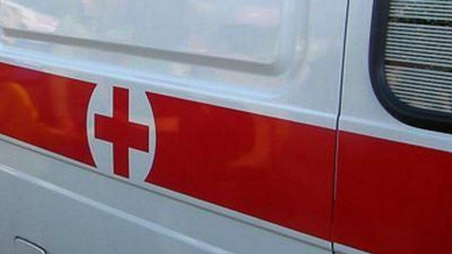 Пенсионерка погибла при столкновении 4 автомобилей в Воронежской области