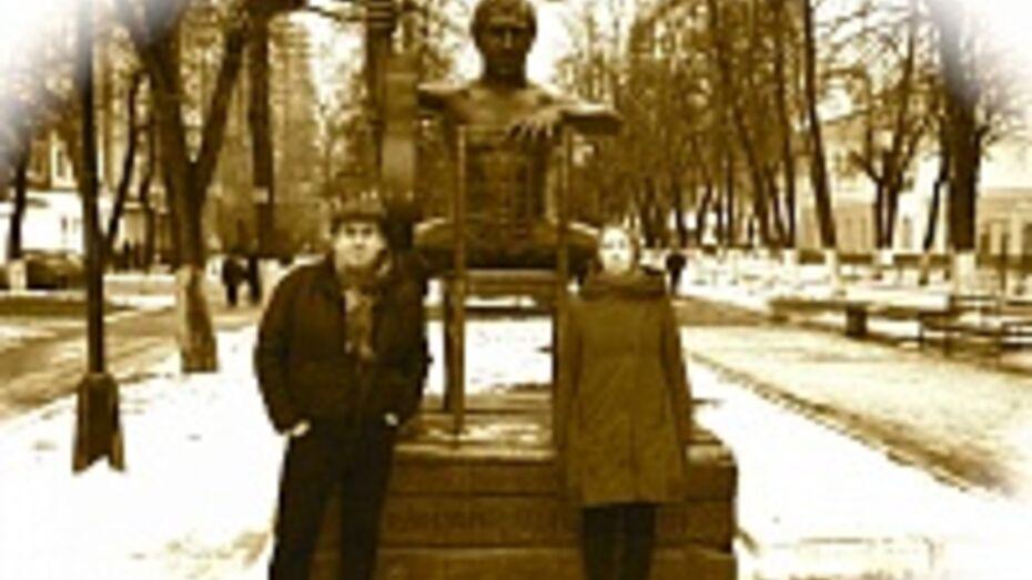 Стас Садальский разместил в ЖЖ фотографии, сделанные во время прогулки по Воронежу