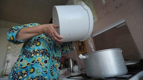 Прокуратура Воронежа выяснит, почему жителей областного центра оставили без горячей воды