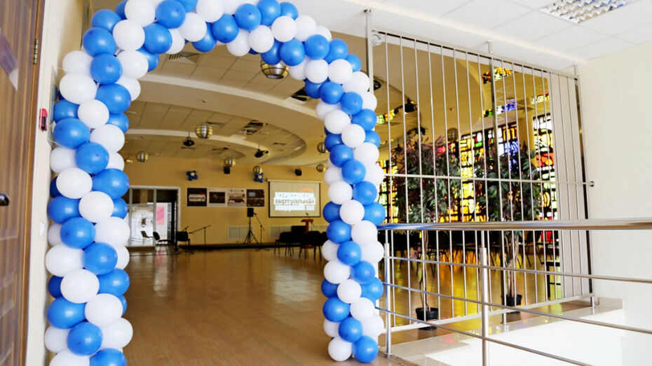 Два виртуальных концертных зала открыли в Воронежской области