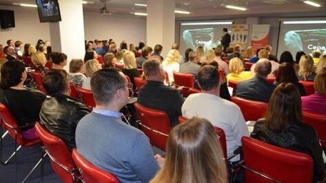 В форуме «Всероссийский совет директоров» в Воронеже поучаствовали 200 предпринимателей