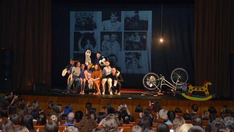 «Вербатимфест» стартовал в Воронеже документальным спектаклем об отцах
