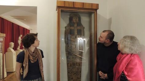 Саркофаг архитектора и вещи из тайника. Что откроет воронежская выставка о Египте