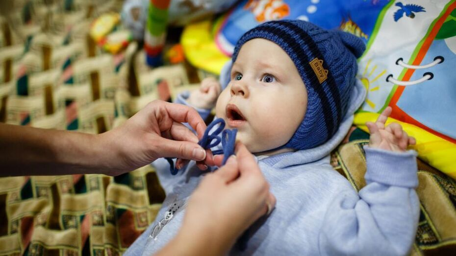 Мэр Воронежа поучаствует в сборе средств на лечение малыша со СМА