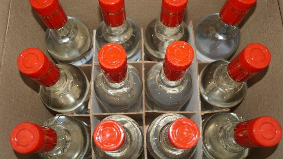 Жителя Панинского района оштрафовали за незаконный сбыт алкоголя