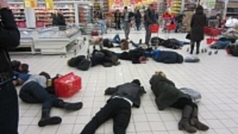 В Воронеже десятки горожан замертво упадут в магазине