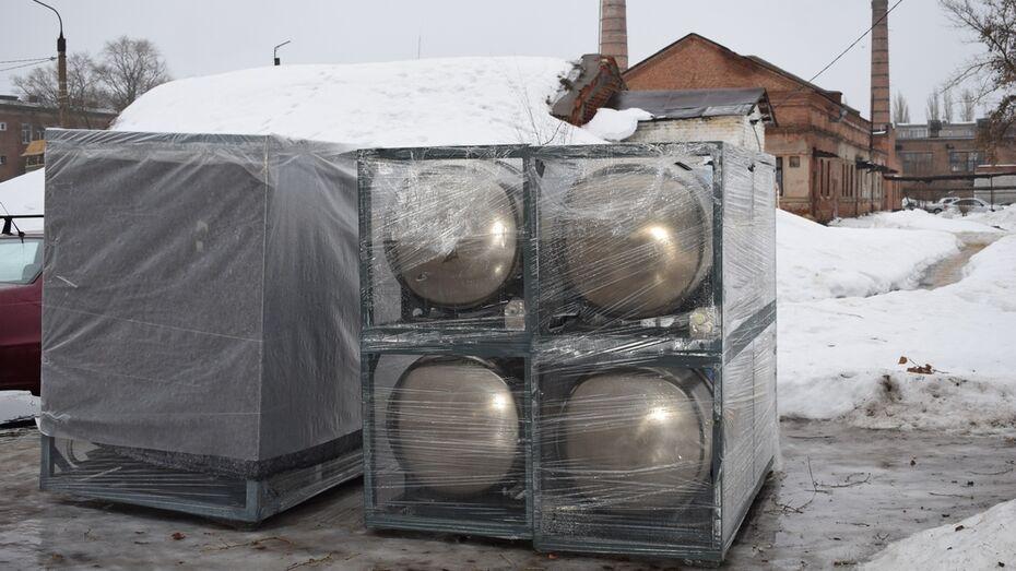 Газификаторы для подачи кислорода COVID-больным поступили в Борисоглебскую больницу