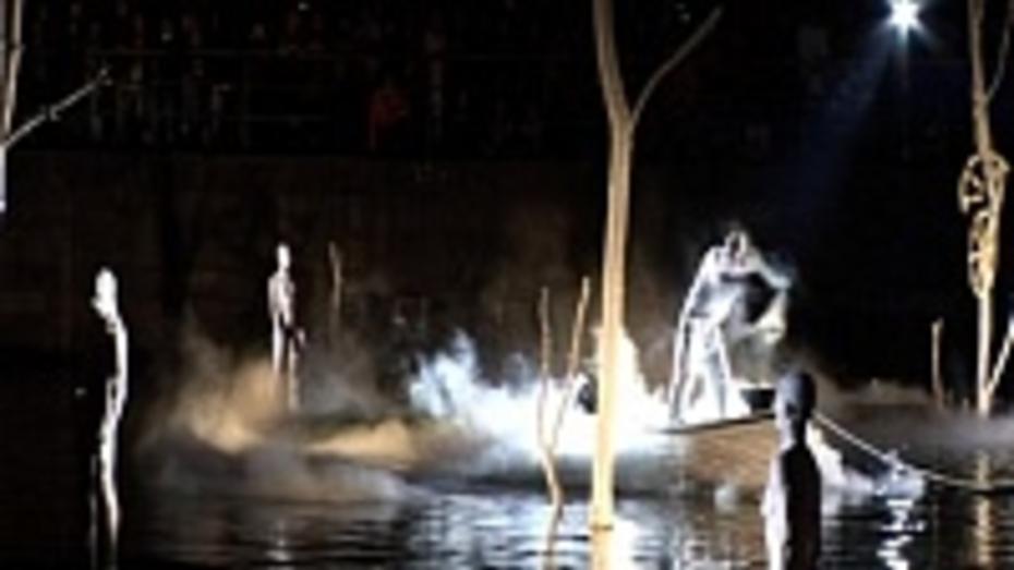 В фестивальную ночь Платоновфеста покажут спектакль на песке и воде