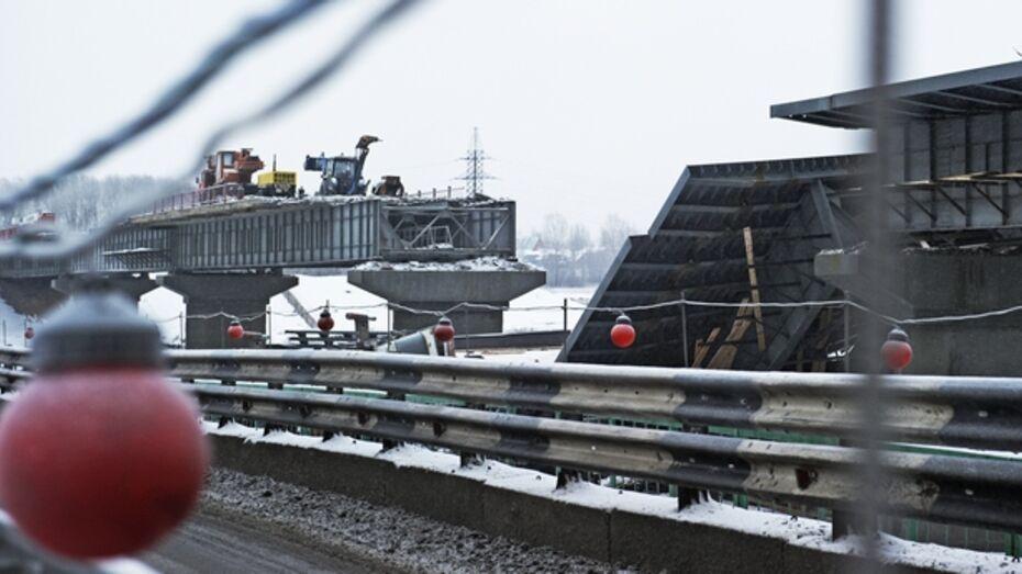 Ремонт злосчастного моста в Борисоглебском районе завершат осенью