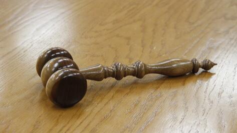 Суд назначил пьющему за рулем водителю из Воронежской области реальный срок
