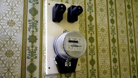 В Воронежской области восстановили энергоснабжение 3 районов после ураганного ветра
