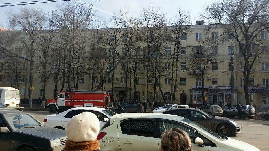 Воронежец погиб на пожаре от отравления угарным газом