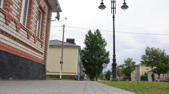 На благоустройство проспекта Революции в Павловске потратят более 19 млн рублей