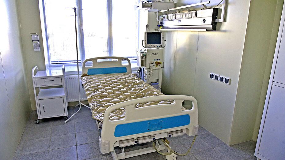 За сутки в Воронежской области госпитализировали 890 человек с коронавирусом