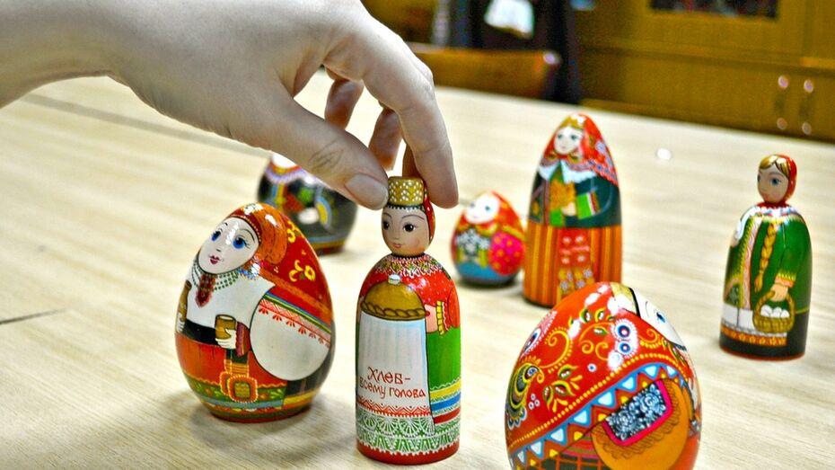 В Семилуках впервые проведут фестиваль народной игрушки