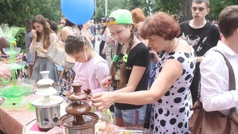 Воронежский ГУИТ устроил абитуриентам День шоколада