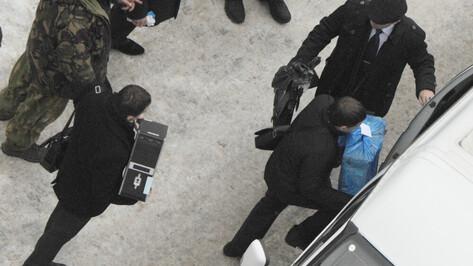 Обыски по делам о мошенничестве прошли в воронежском Пенсионном фонде