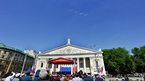 Власти региона поздравили ветеранов концертом в воронежском Театре оперы и балета