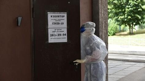 Коронавирус унес 2 жизни в Воронежской области