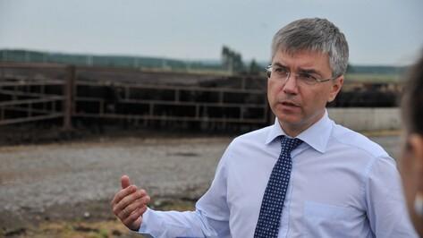 Евгений Ревенко назвал мясной кластер визитной карточкой Воронежской области