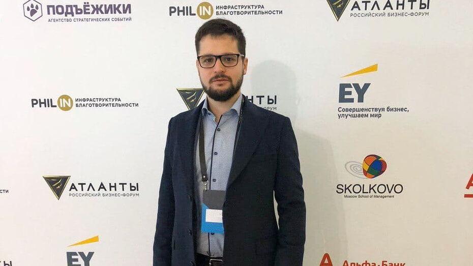 Вице-президентом Федерации ММА Воронежской области стал Степан Фесенко