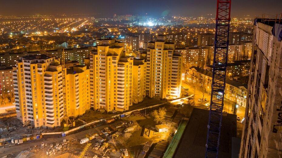 Квартиры в Воронеже подорожали на 5% за I квартал