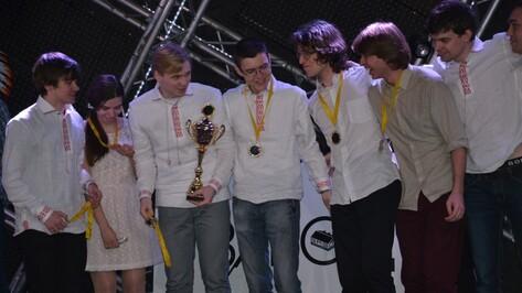 Команда из Подмосковья победила в студенческом чемпионате «Что? Где? Когда?» в Воронеже