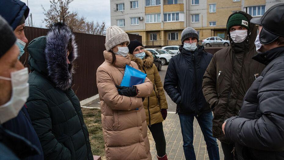 Воронежцам разрешили проводить собрания ТСЖ