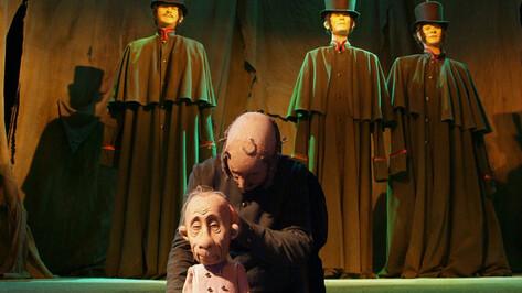 Лучшим спектаклем Международного кукольного фестиваля стала постановка воронежцев «Шинель»