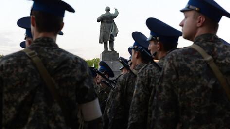В воронежском параде Победы впервые поучаствует единственный в ЗВО пятиорденоносный полк