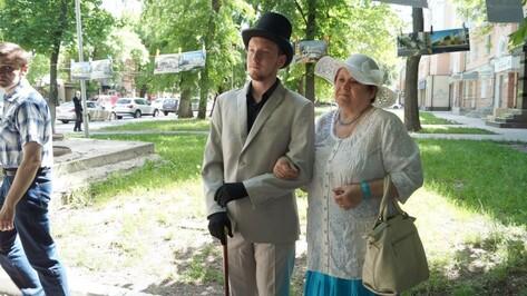 Краеведческий фестиваль «Старый Воронеж» вновь соберет гостей из прошлого