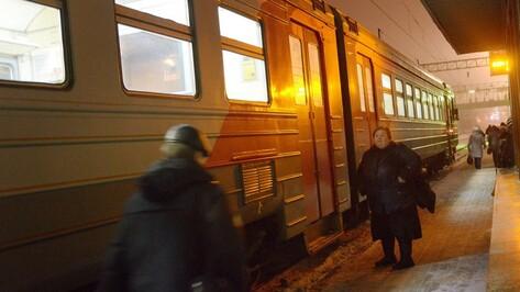 Власти Воронежской области выделят 300 млн рублей на субсидирование электричек