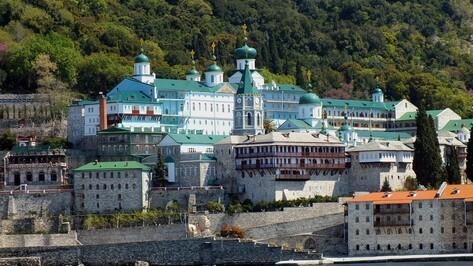 В Покровском соборе Воронежа откроется выставка фотографий горы Афон