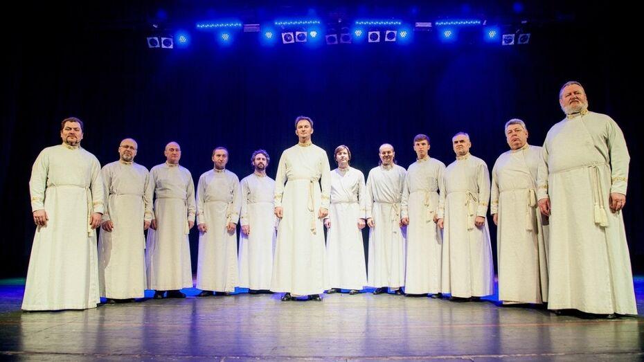В Воронеже выступит Патриарший хор Данилова монастыря