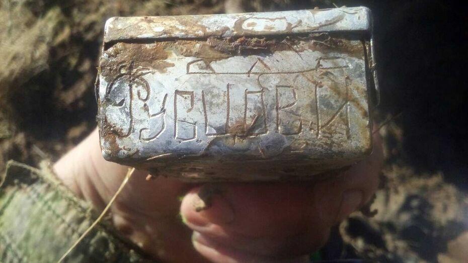 Поисковики нашли правнука погибшего под Новгородом воронежского солдата