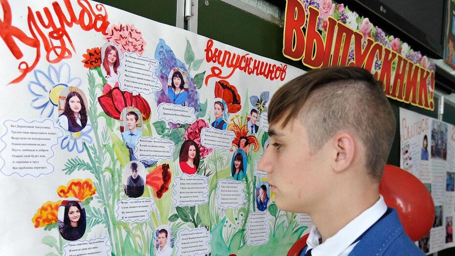 Воронежские выпускники отметят последний звонок челленджем или марафоном