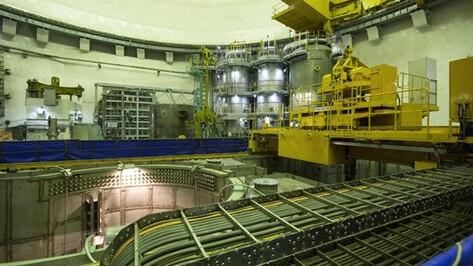 Первый в мире энергоблок нового поколения запустят в Нововоронеже в конце июня