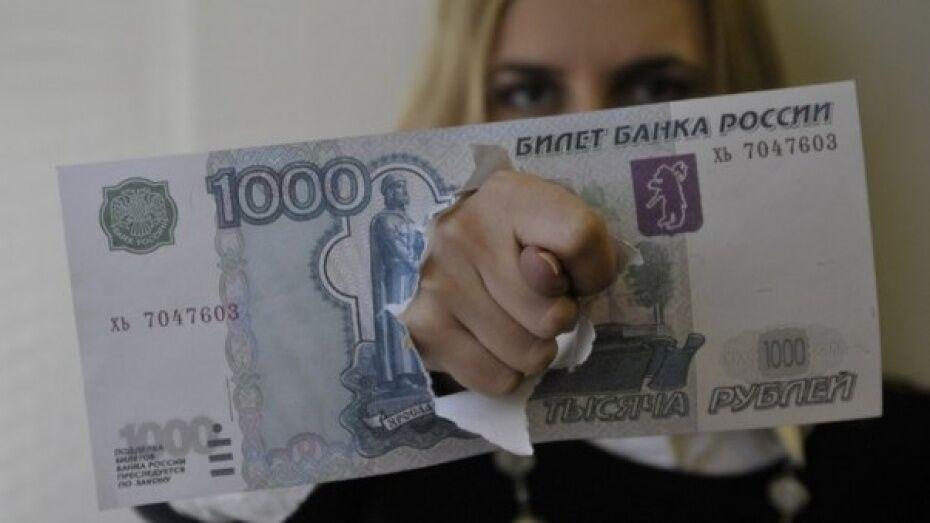 В Воронеже осудят 27-летнего организатора «финансовой пирамиды»