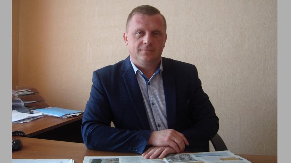 В Воронежской области выбрали нового мэра Верхнего Мамона