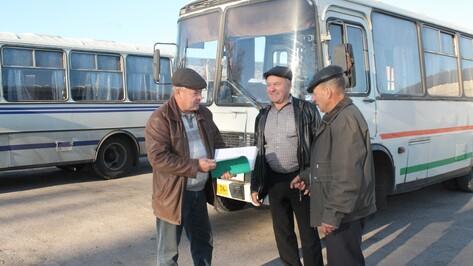 В Хохольском районе проверили готовность дорог к зиме