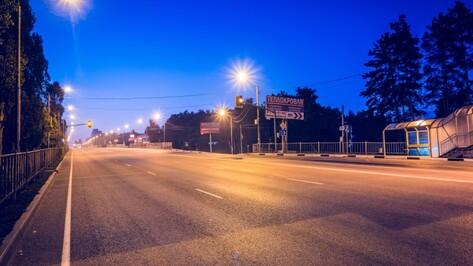 На трассе Курск – Воронеж вышел из строя светофор