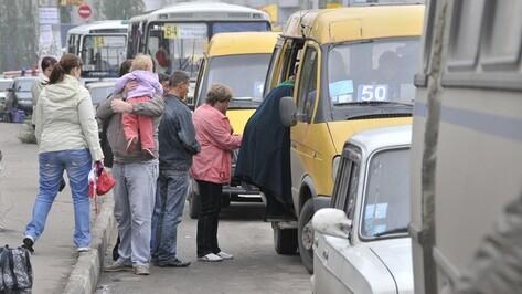 Предложение кардинально изменить схему движения маршруток в Воронеже насторожило перевозчиков