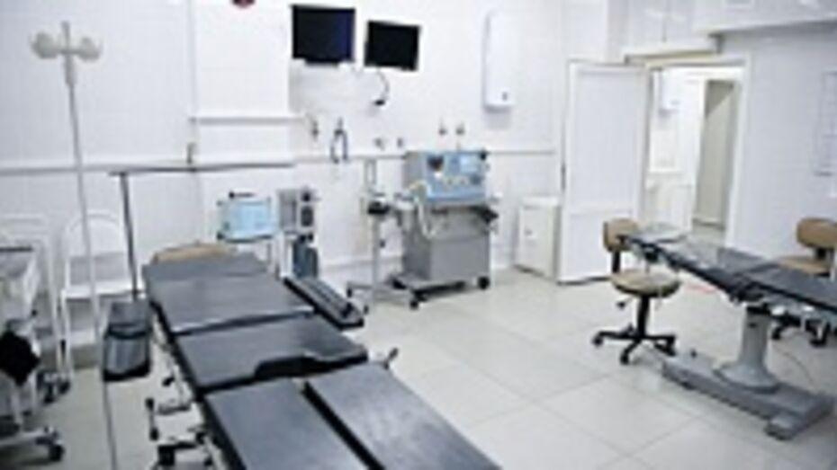 На базе воронежской поликлиники № 7 открылся городской урологический центр
