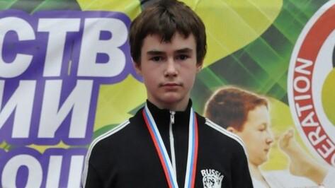 Воронежский каратист стал чемпионом России