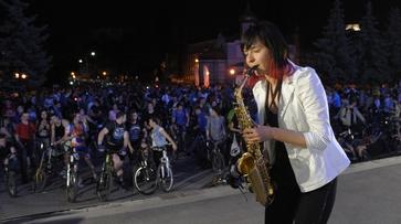 Акцию «Велоночь» в Воронеже расширили до фестиваля