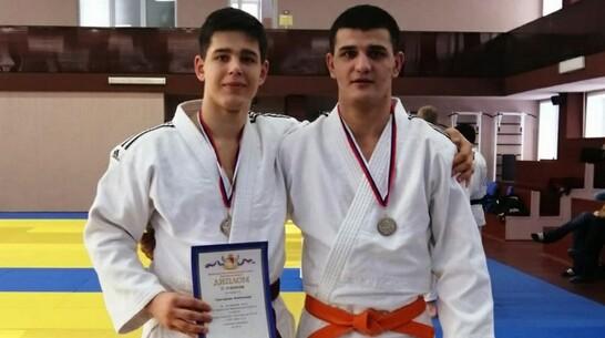 Поворинские дзюдоисты завоевали 2 «серебра» на первенстве региона