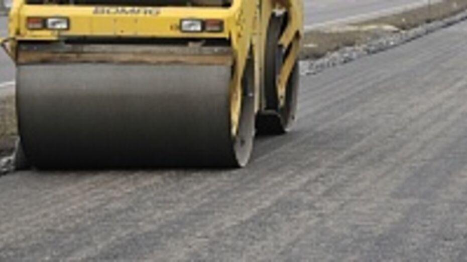 В Воронежской области в 2013 году отремонтировали более 230 км автодорог