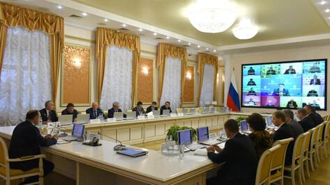 Чиновники отчитались о полном запуске отопления в Воронежской области