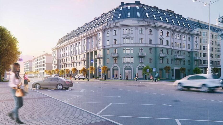 Воронежский «Дом на площади» стал финалистом международной премии