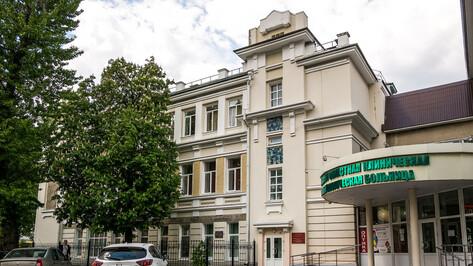 Часть офтальмологической больницы Воронежа отдадут под COVID-пациентов